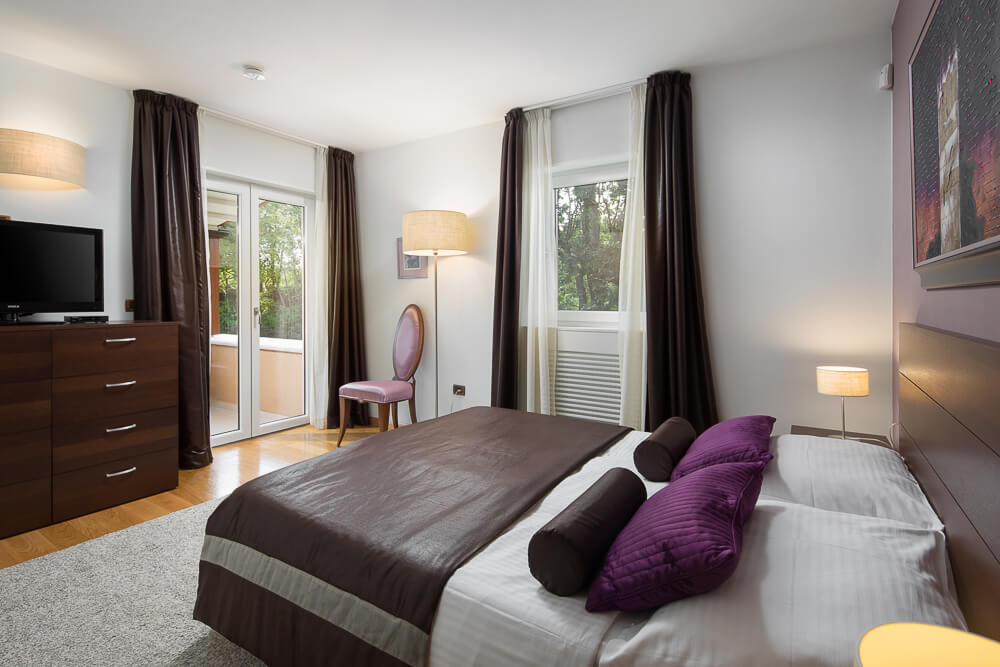 Villa Vlastelini - room Dorsi