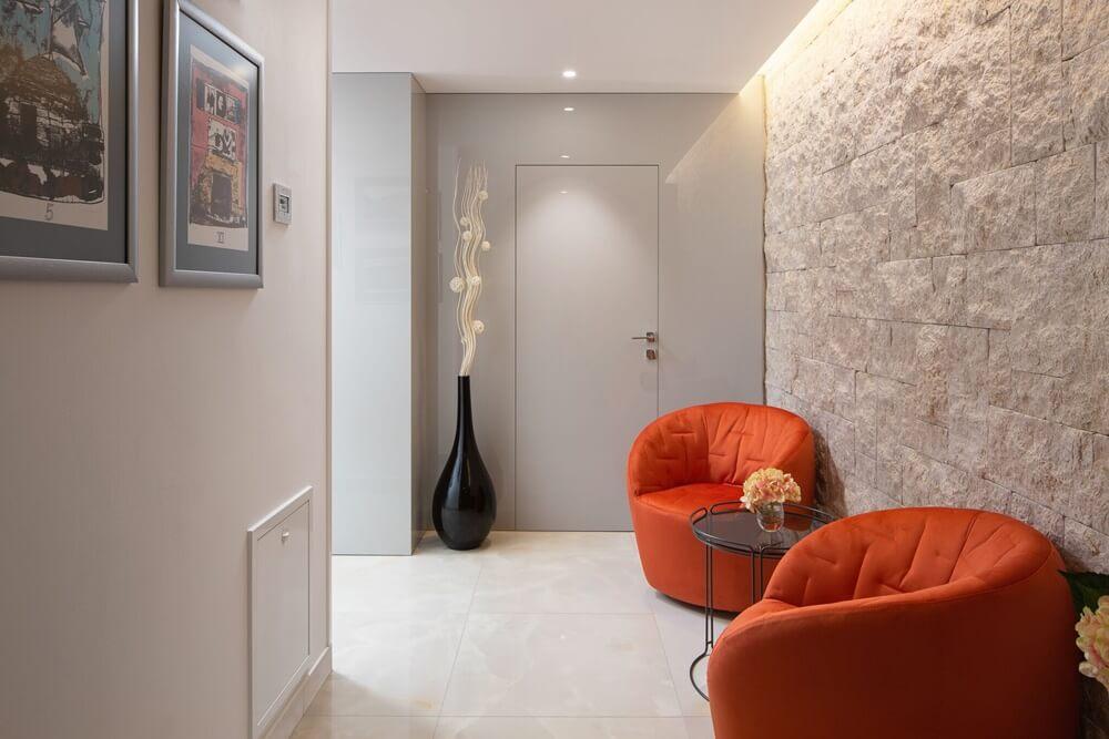 Villa Vlastelini II - living room