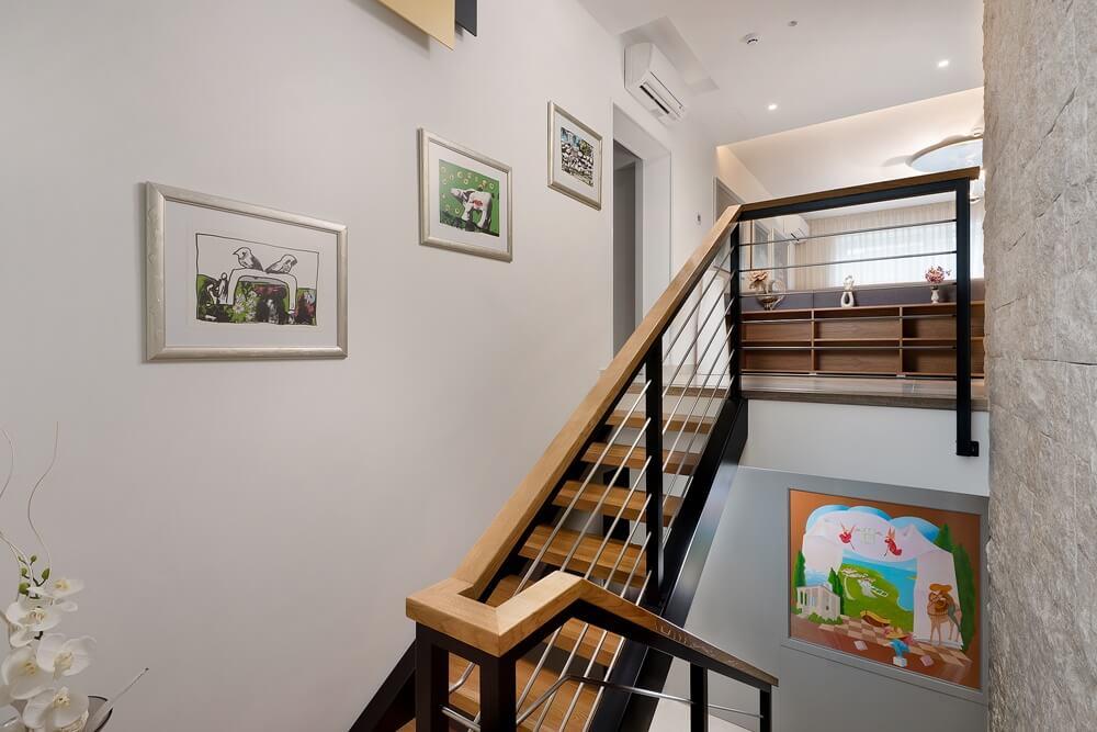 Villa Vlastelini II - hallway