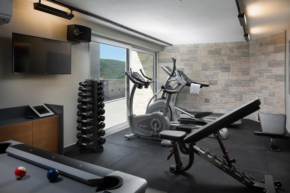 Villa Vlastelini II - fitness
