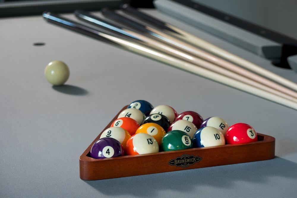 Villa Vlastelini II - billiards