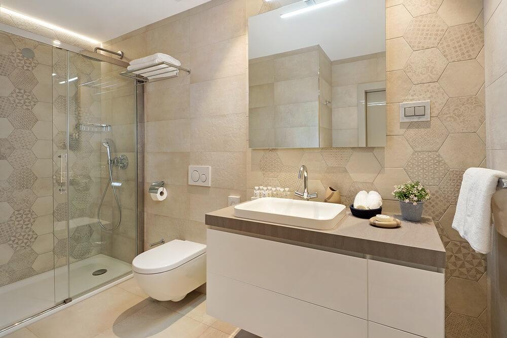 Villa Vlastelini II - room Prtlog - toalet