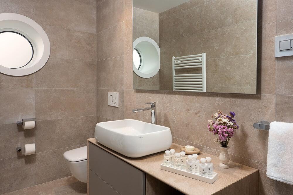 Villa Vlastelini II - room Flacius - toalet