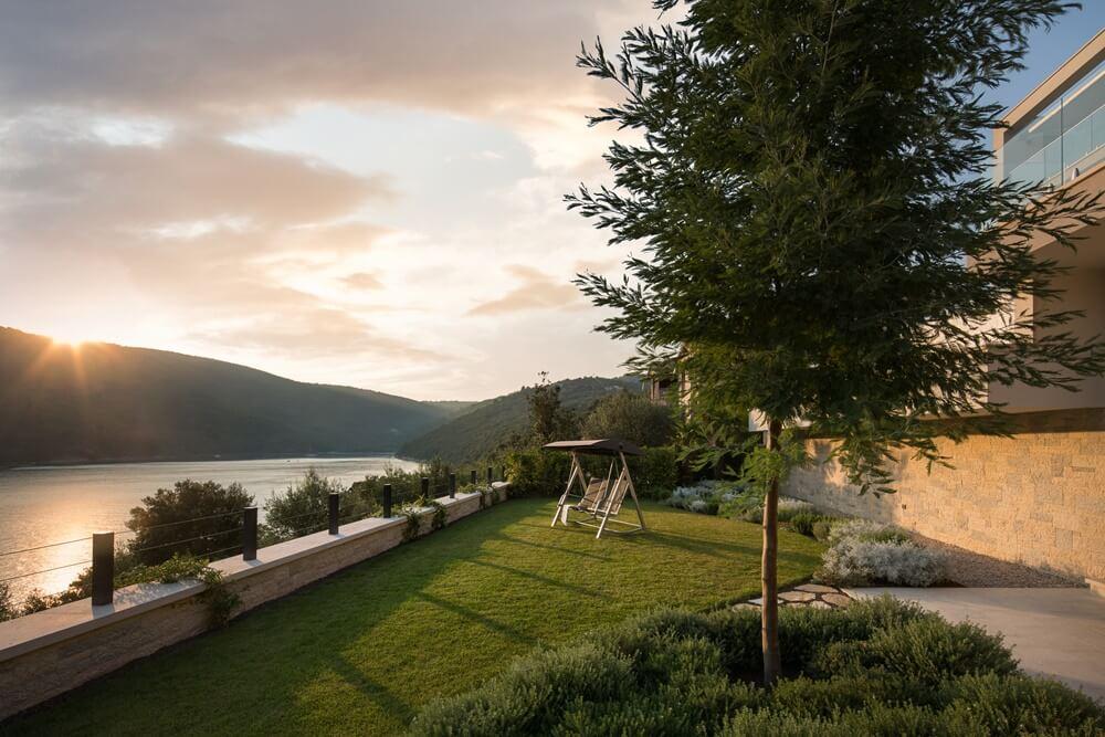 Villa Vlastelini II - relaxation zone