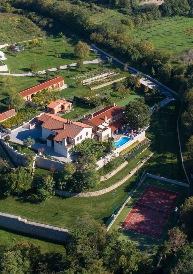 Villa Vlastelini Santo Spirito